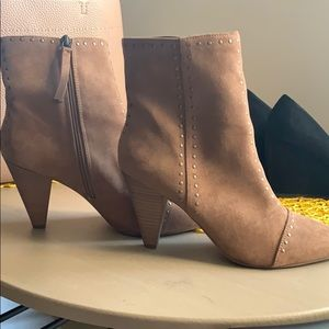 Universal Thread Shoes - Universal thread studded booties